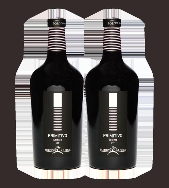 意大利萨伦托红葡萄酒图片